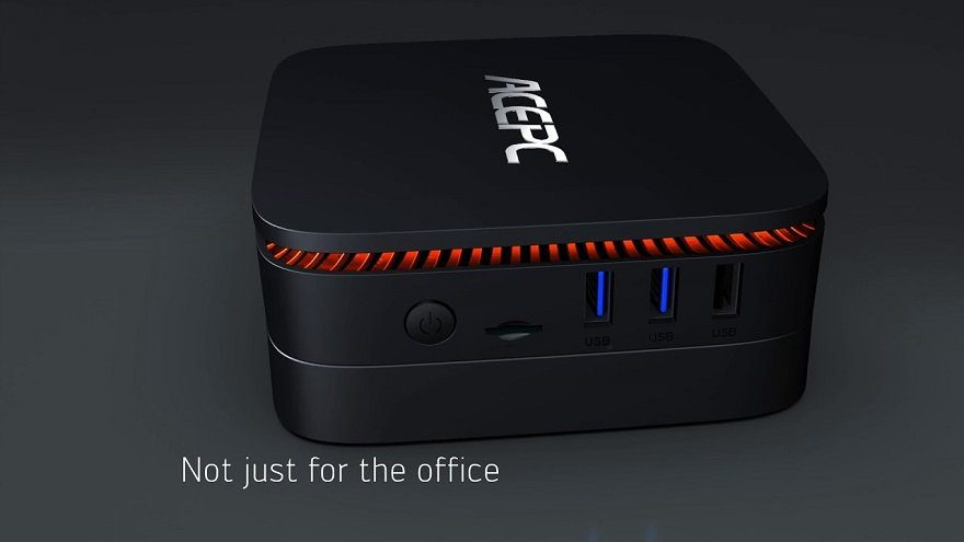 Is ACEPC AK1 Mini PC good for gaming?