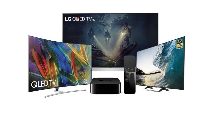 Is Apple TV 4K compatible with all TVs or work on non-4K TV