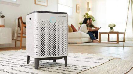 Coway Airmega 400 smart air purifier review - CADR, filter & manual -  Consumer Reviews