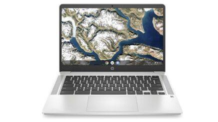 HP Chromebook 14-inch HD laptop Intel Celeron N4000 4 GB RAM 32 GB review