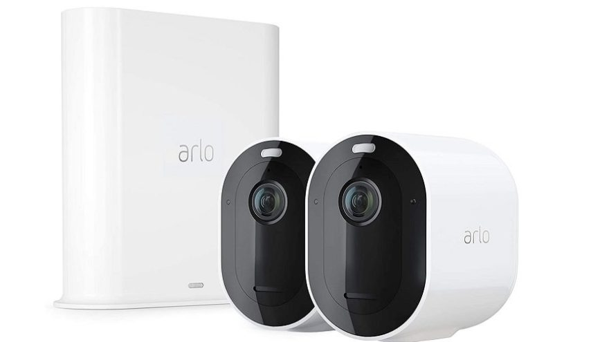 Arlo Pro 3 2K QHD wire-free security camera system review – subscription, battery life and price