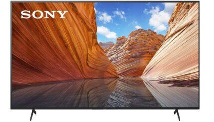Sony X80J 65 inch TV 4K Ultra HD LED review - is it Smart Google TV