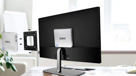 ACEPC T11 mini PC Windows 10 Pro 4GB RAM/ 64GB review