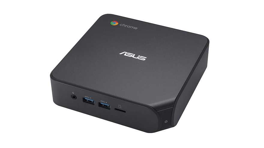 Asus Chromebox 4 with Intel Core i3-10110U review