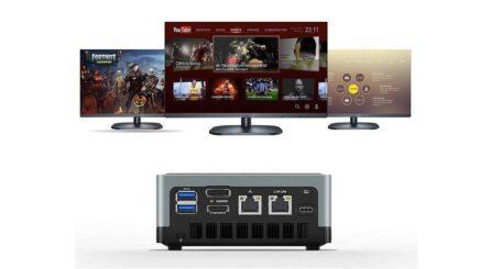 MINISFORUM U820 / U850 mini PC review